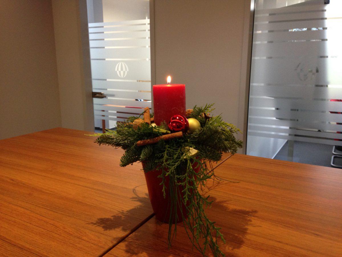 Advent, Advent – Vorsicht ist geboten