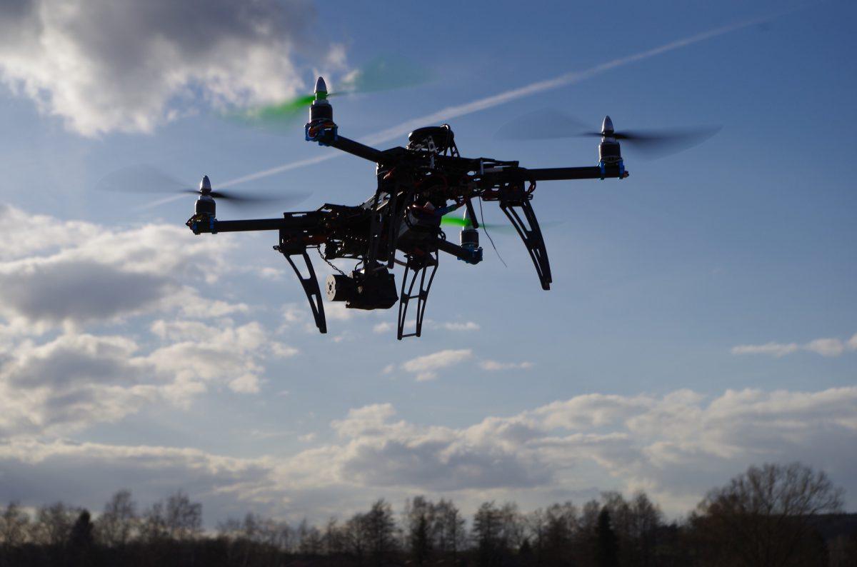 Muss ich meine Drohne versichern?